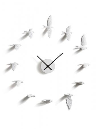 Часы настенные Birds