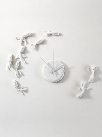 Часы настенные Goldfish